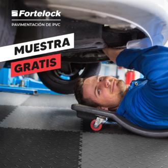 ¿Cómo reparar el suelo en un taller de coches?